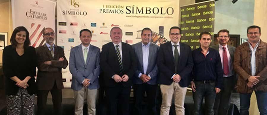 Lucas-Torres participa en la presentación de los I Premios Bodegas Símbolo reivindicando el valor cultural, social, económico y alimentario del vino