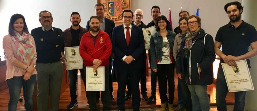 Entrega de diplomas y sorteo de la primera edición de las Jornadas Maridaje con Cerveza
