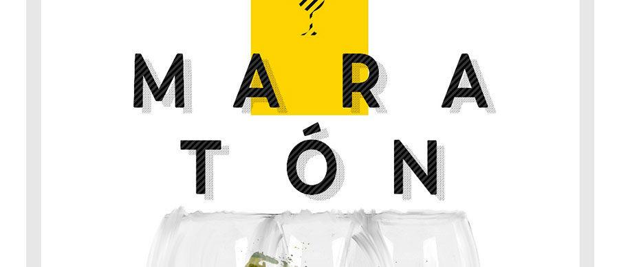 Maratón Vinos Blancos