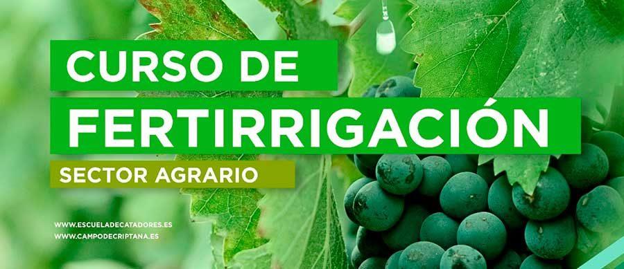 Curso de fertirrigación, nueva apuesta del Ayuntamiento de Campo de Criptana por el sector agrario
