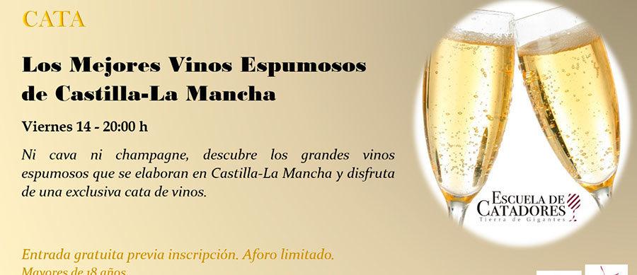 Cata: «Los mejores vinos espumosos de Castilla-La Mancha»