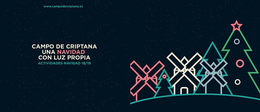 Campo de Criptana, una Navidad con luz propia