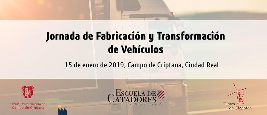 Jornada de Fabricación y Transformación de Vehículos