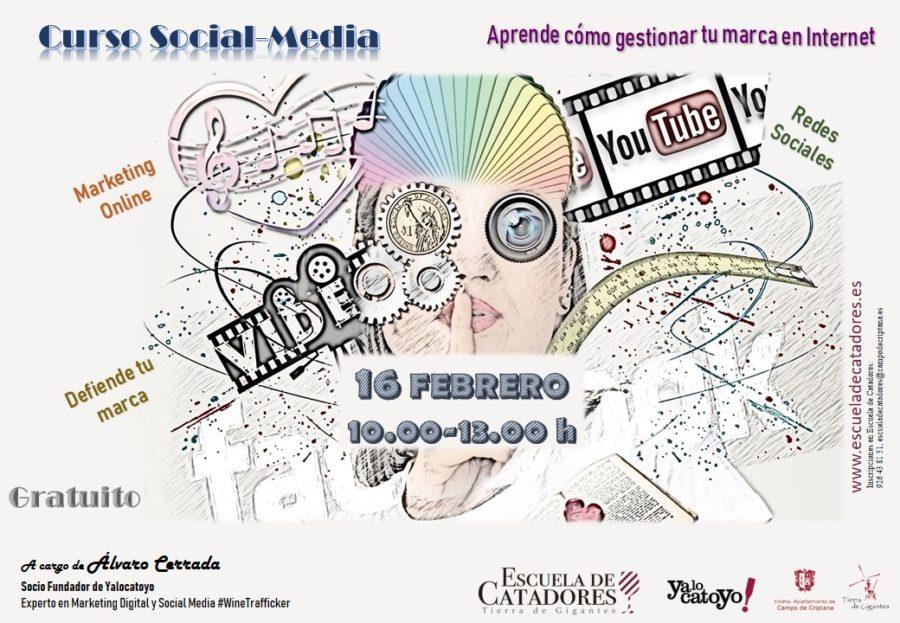 Curso express Social-Media