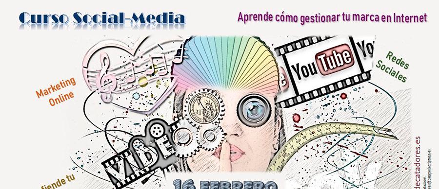 Curso express de Social-Media en Escuela de Catadores
