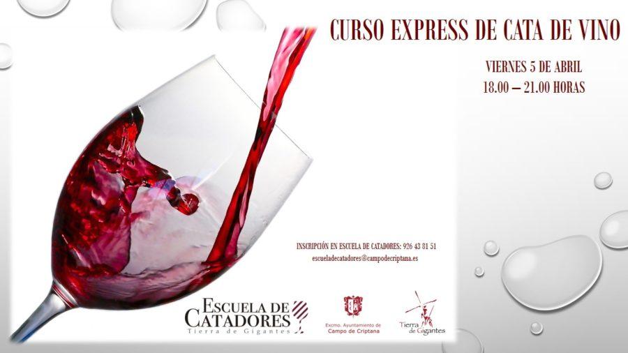 Curso Express «Cata de Vino»