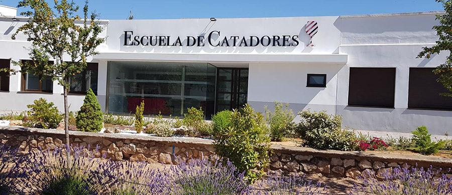 """Escuela de Catadores, sede oficial del Concurso de Vinos """"España Selección"""""""
