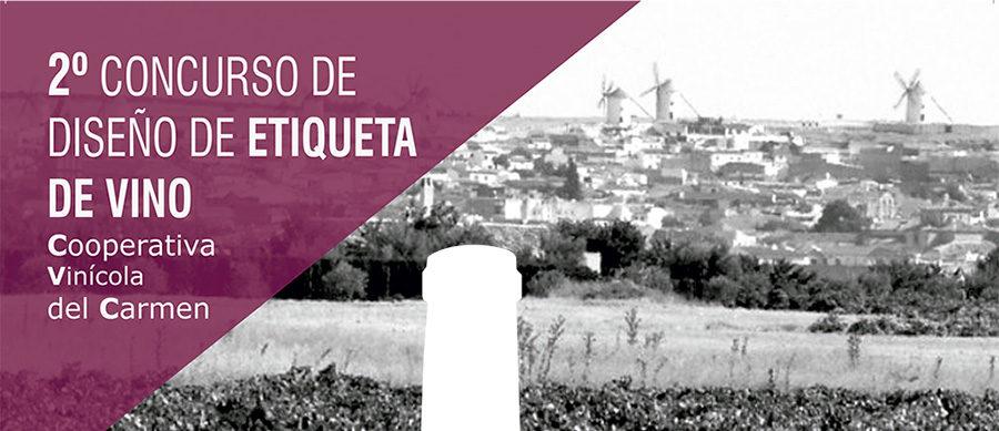 2º Concurso de Diseño de Etiqueta de Vino de la Cooperativa Vinícola del Carmen