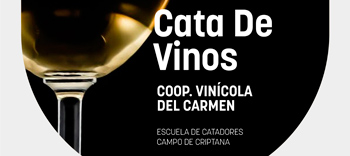 Cata de Vino Cooperativa Vinícola del Carmen