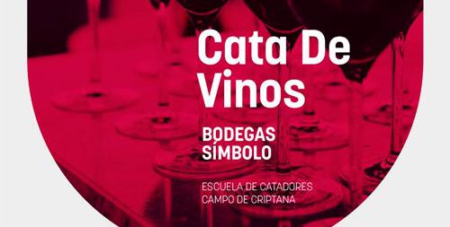 Cata de vino Bodegas Símbolo