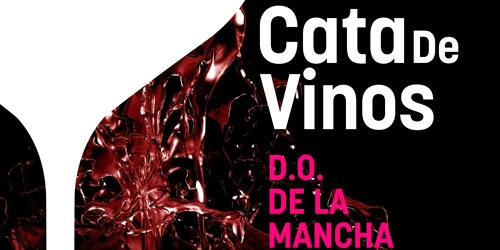 Cata de Vinos D.O. Mancha